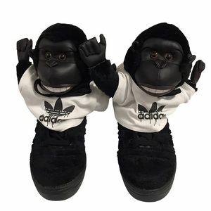 Adidas x Jeremy Scott Gorilla Sneaker 10